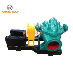 S/Sh Horizontal Double Suction Slurry Water Pumps