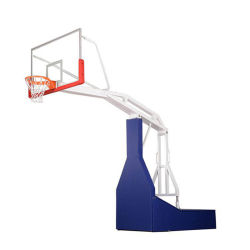 Hot Selling Outdoor Sports Equipment Mobile Basketball Stand in Playground