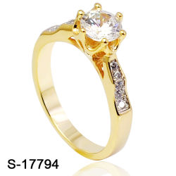 China 925 Sterling Silver Diamond Ring 925 Sterling Silver Diamond