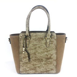 Top Quality Brand Designer Ostrich Leather Lady Handbags