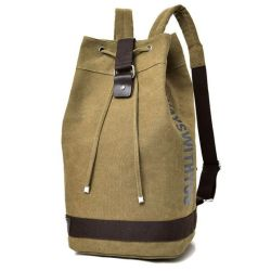 Fashion Canvas Sports Shoulder Bags Computer Backpacks Travel Bags for Unisex