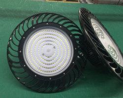 High Brightness LED Industrial Lighting 150W 200W 250W UFO LED High Bay Light with 170lm/W