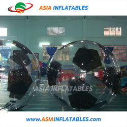 New Design Football Shape Water Ball for Wholesale