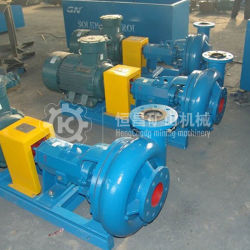 High Pressure Heavy Duty Centrifugal Slurry Pump Axial Flow Pump