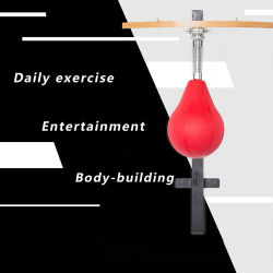 1 Set Fitness Boxing Pear Speed Ball Set