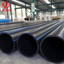 PE100 Grade DN500mm Pn10 Wear Resistant HDPE Sand Slurry Dredging Pipeline for Dredge Marine
