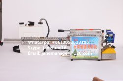 Portable Thermal Pest Control Battery Powered Fog Machine for Agriculture