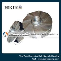 Long Service Wear-Resistance Centrifugal Slurry Pump Wet Spare Parts