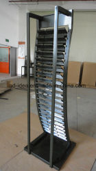 Pop up Display Stand Metal Rack for Stone Marble Granite Slab