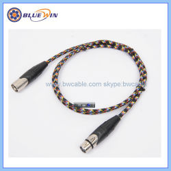 Blue Microphone Cable Female to Male XLR Audio Extension Cable