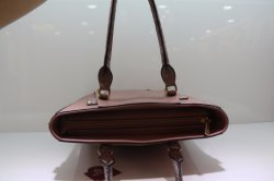 New Arrival ODM Fashion PU Lady Handbag&Women Bag Snakeskin Leather Handle Briefcase High Quality Lady Handbag Factory Competitive Price Best Service