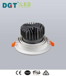 Hot High Quality 8W/14W/20W COB LED Recessed Indoor Spotlight