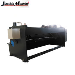 Hydraulic Sheet Metal CNC Guillotine Shearing Machine From Jiashida