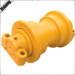 Great Machine Excavator Track Lower Roller Undercarriage Thrust Wheel