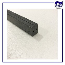 Special Strong Square Block Permanent Y25-Y30 Customized Sintered Ferrite Magnet