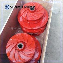 Polyurethane Slurry Pump Part for Ah Pump Spare Parts