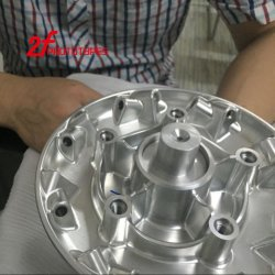 5 Aixs 6061 Aluminium Auto Spare Parts/CNC Milling with High Quality Customized Machine Parts
