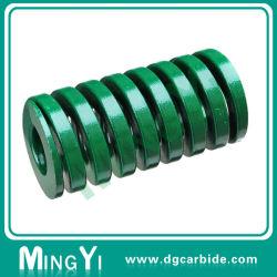 High Precision Custom Mould Spring Green