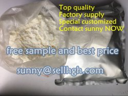 Factory Supply Raw Bulking Steroid Powder Equol with Safe Shipping