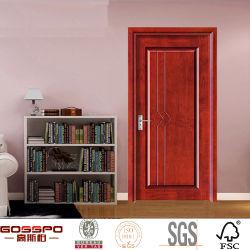 Competitive Price MDF Wooden Panel Door (GSP8-026)