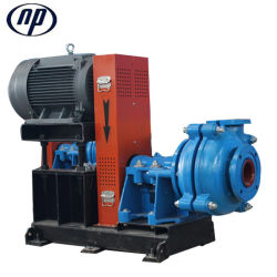 China Factory 4/3 C-Ahr Rubber Liner Slurry Pump and Parts