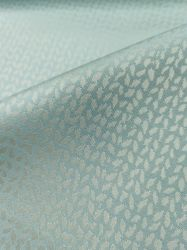 3 Pass Poly/Cot Jacquard Blackout Washable Water Repellent Curtain Upholstery Fabric Shade Cloth