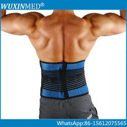 Double Pull Neoprene Lower Waist Support Brace for Spine Pain