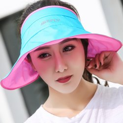 Light Weight Fashion Women Sun Visor Cap 8230f1ac06d