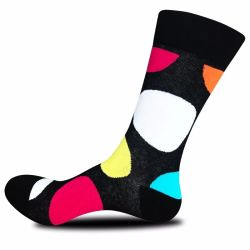 c2d2aa42960 Men Women Striped Cute Born Baby Kid Children Student Girl Boy Cotton  Compression Sock Stocking Knee