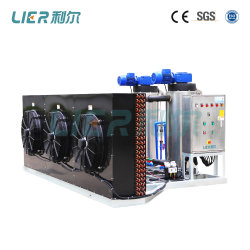 Slurry Ice for Fish, Seafood, Seawater Ice Machine Vessel 10t/Day