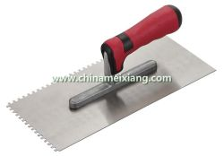 Stainless Steel Trowel, Finish Towerl, Carbon Steel Trowel, Plaster Trowel