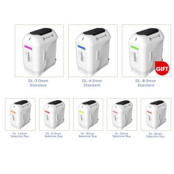 Portable 10000 Shots 11 Lines Hifu 3D Face Lift Machine/Facelift 2D Hifu Beauty Equipment