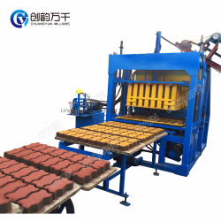 China Concrete Block Making Machine, Concrete Block Making Machine