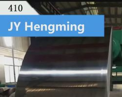 Factory Supplier Cold Rolled Stainless Steel Coil 410