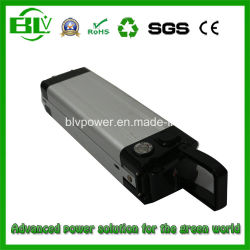 Lithium 48V 15ah Silver Fish Li-ion Battery for E-Bike in China Real Shenzhen Battery Factory
