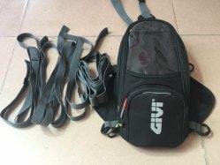 Givi Waterproof Magnetics Motorcycle Sports Travel Fuel Tank Bag