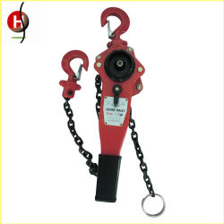 Best Selling 0.75t 1.5m Hsh-Va Lever Block with CE Certificate