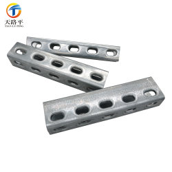 OEM High Quality Various Precision Sheet Metal Steel Spraying Material Stamping Parts