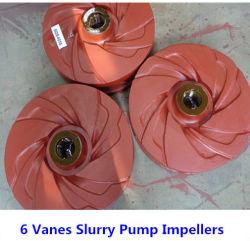 Long Service Life Wear Reistant Slurry Pump Parts