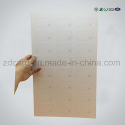 Wholesale Price Plastic RFID Inlay PVC Sheet Promotion in September