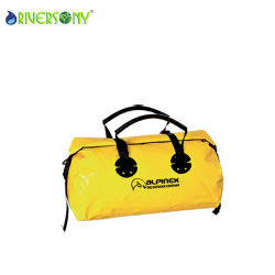 Yellow TPU Waterproof Bags for Fishing Boating