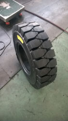 Large Block Solid Tire 6.50-10