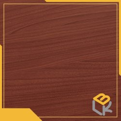 Sandal Wood Grain Decorative Melamine Impregnated Paper for Furniture and Floor