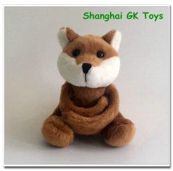Wrist Band Plush Kids Toy Hugger Fox Clap Ring