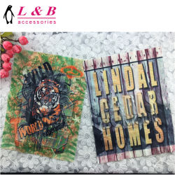 Embroidery Clothes Stickers Digital Printed Patches for Decoration
