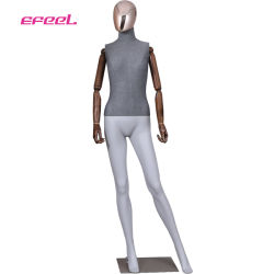 Adjustable Dress Form With Wooden Arms Cosmetology Mannequin