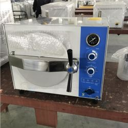 Laboratory Table Top 24L Autoclave Steam Sterilizer with Good Price