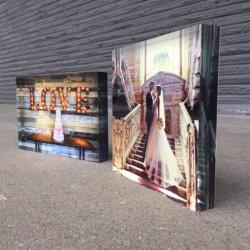 Creative Acrylic Photo Prints Block