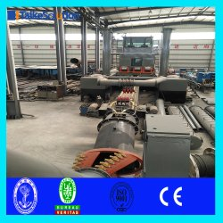 Cutter Head Tooth and Dredger Equipments for Cutter Suction Dredger