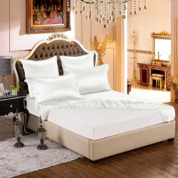 2017 Luxury Gift Chinese Pure Silk Bed Sheets For Women